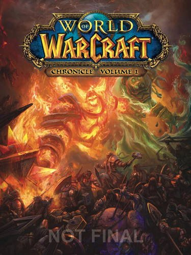 Comic-Con 2015 – Blizzard Announces 'Chronicle' Lore Book Series And more