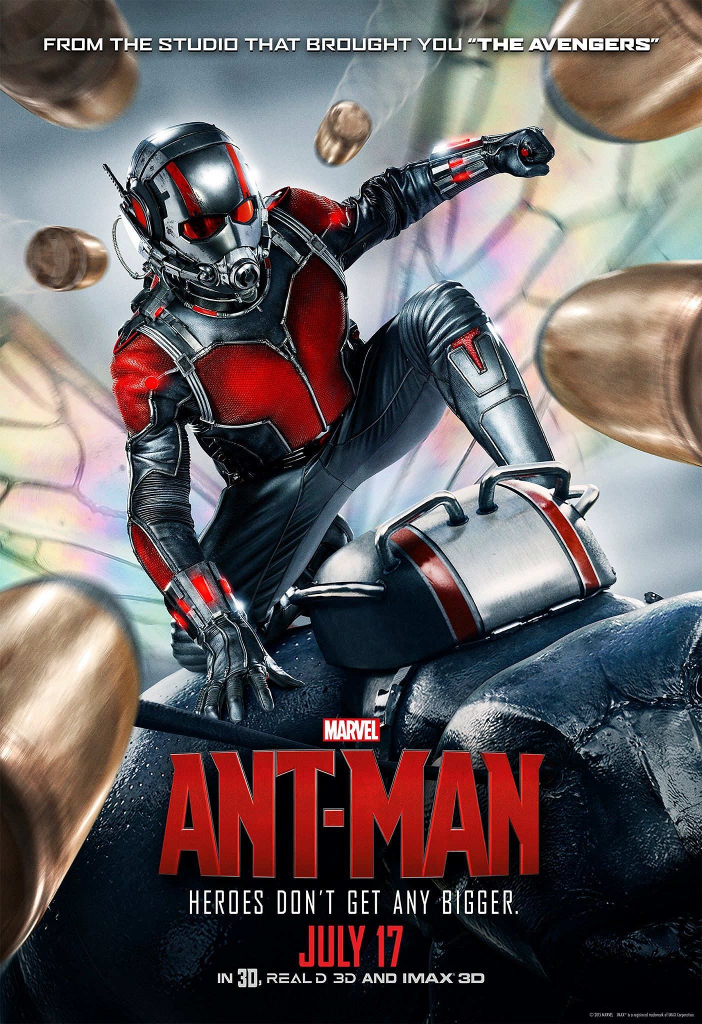 'Ant-Man' Impresses Critics and Rocked The Box Office
