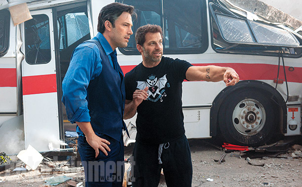 9 New Batman v Superman Set Photos