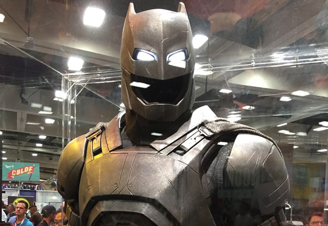 Comic Con 2015 – Ben Affleck to Star in and Direct a New Stand-Alone Batman Movie