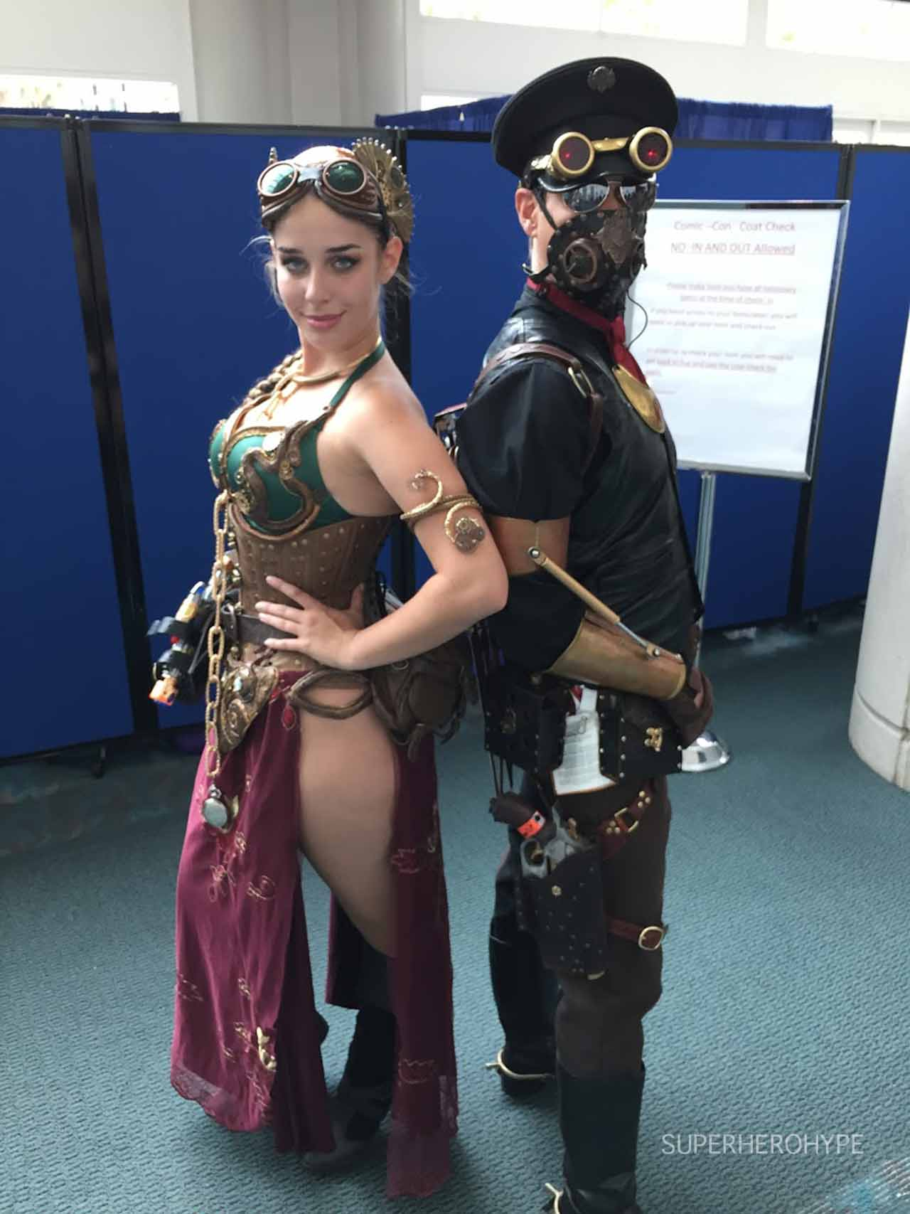 comic con 2015 cosplay 1