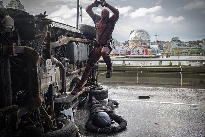 New 'Deadpool' Photos