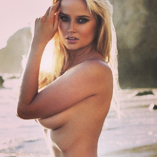 Genevieve Morton images via Instagram