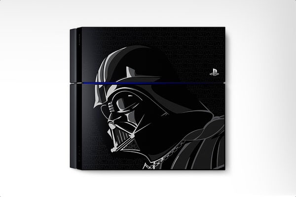 Sony Reveals Worst Looking Darth Vader Themed PS4 Special Edition Yet