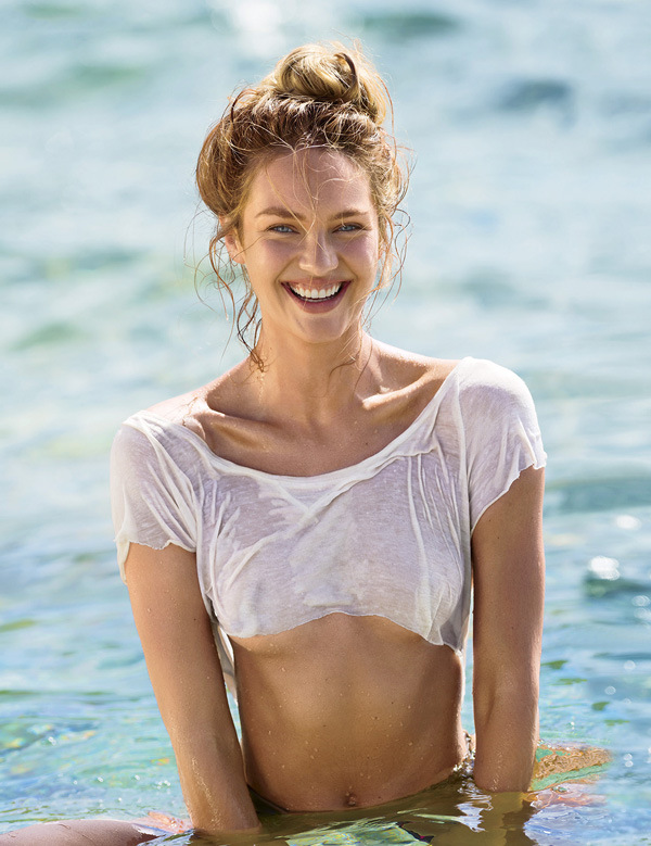 She's Engaged – Our Sexy And Nude Candice Swanepoel Picture Gallery