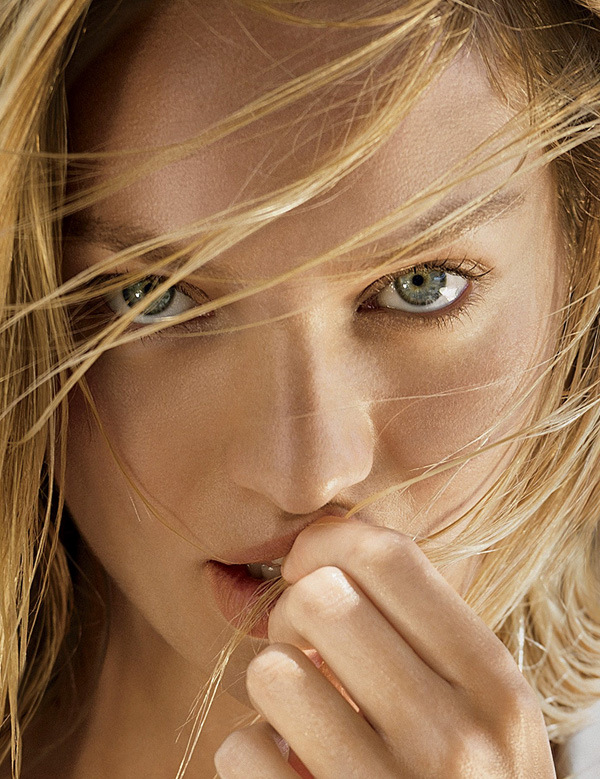 Candice Swanepoel goes nude for Maxim's March issue **USA ONLY**