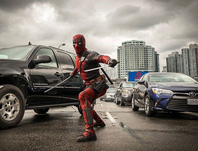 PG and Redband Trailers Released for Long-Awaited 'Deadpool' Movie
