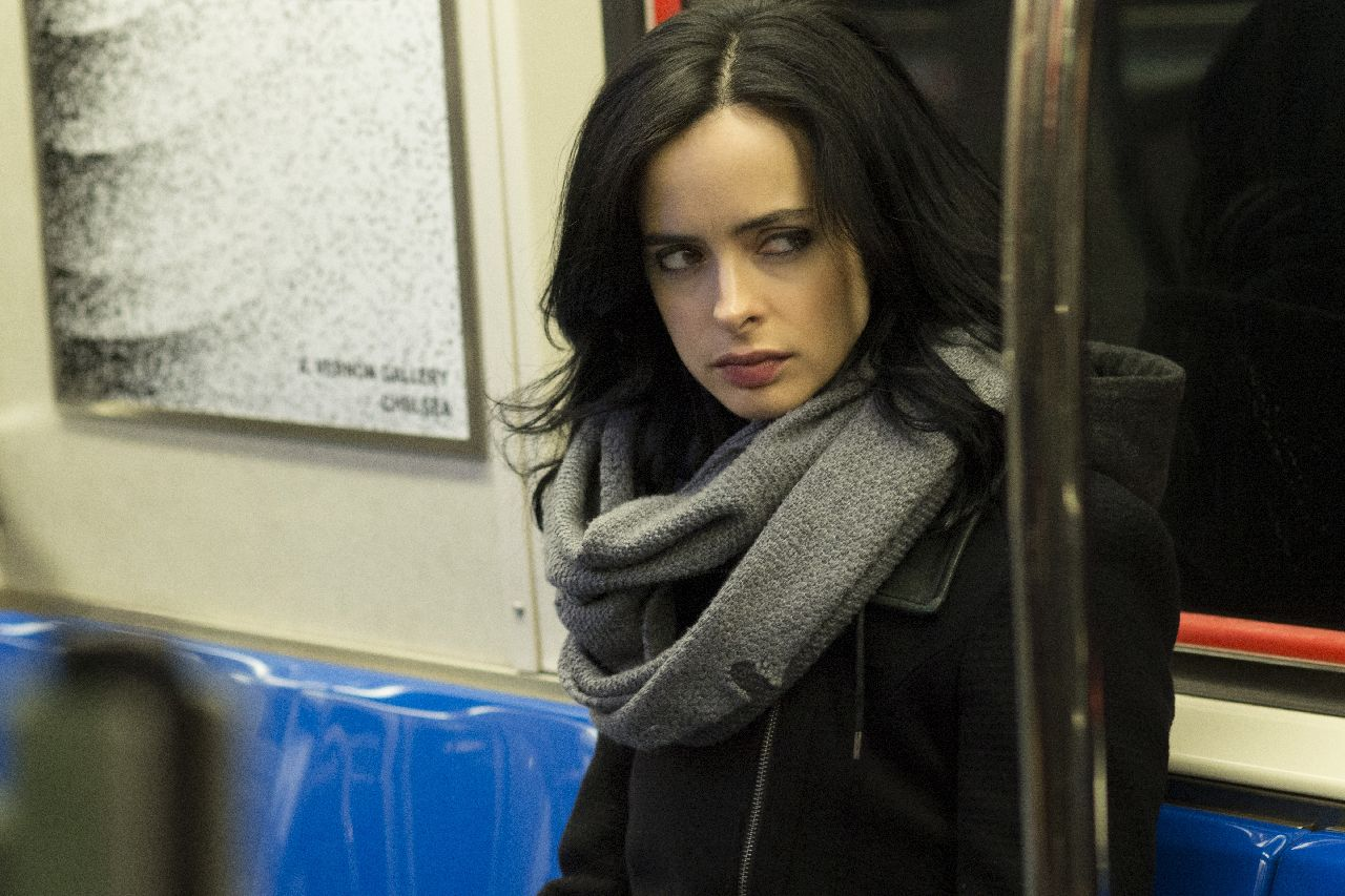 First Marvel Jessica Jones Set Images Released