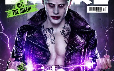 Full View Jared Leto As Joker On Cover Of Empire Magazine