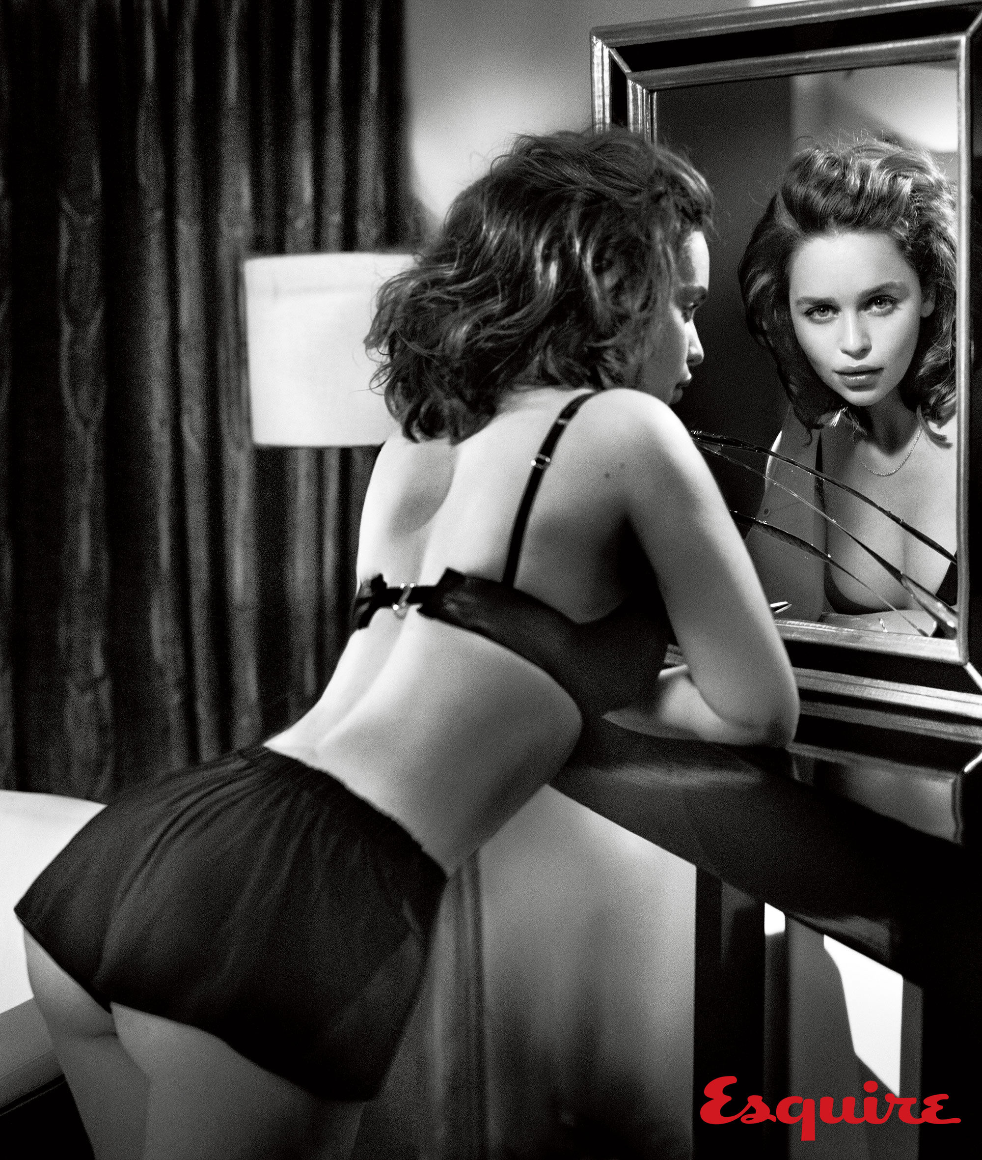 HIGH RES Esquire emilia-clarke-sexiest-woman-alive-2015 10
