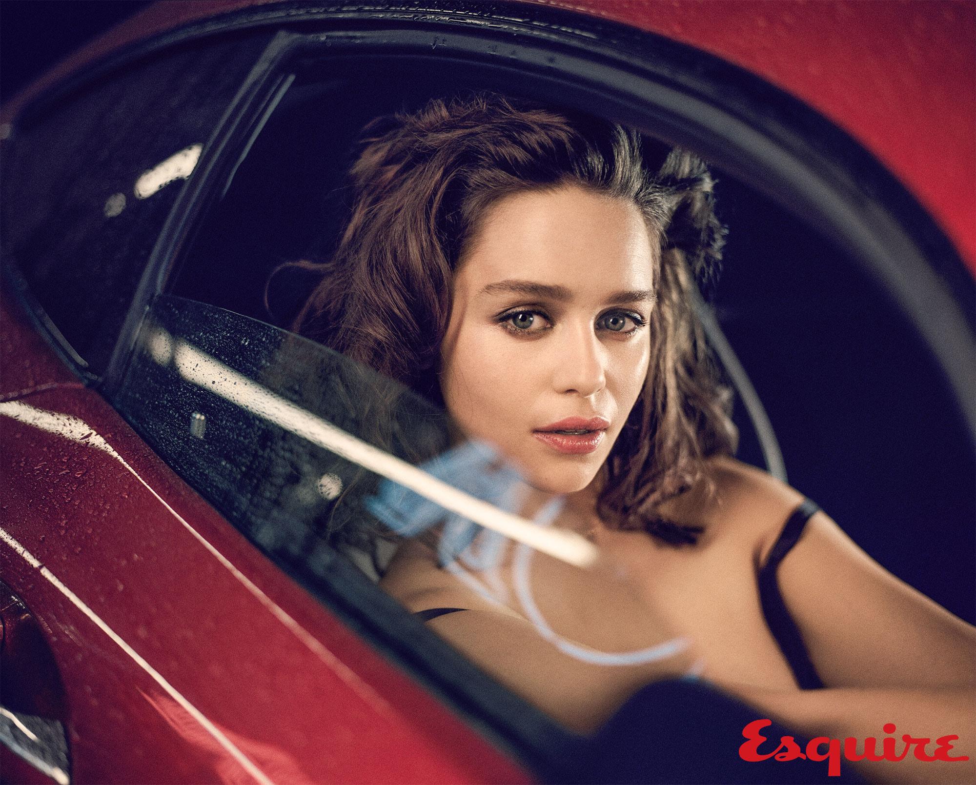 HIGH RES Esquire emilia-clarke-sexiest-woman-alive-2015 11