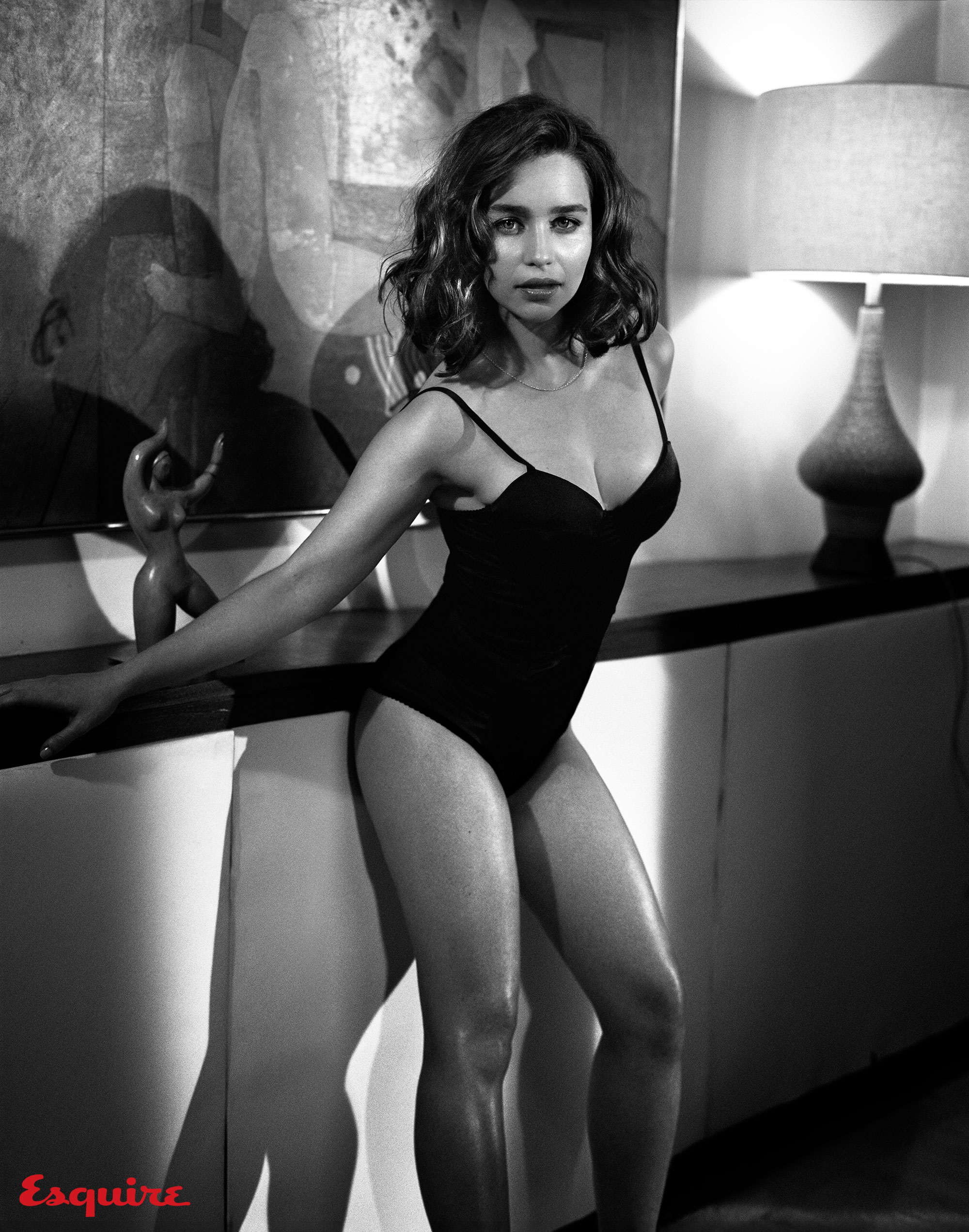HIGH RES Esquire emilia-clarke-sexiest-woman-alive-2015 2