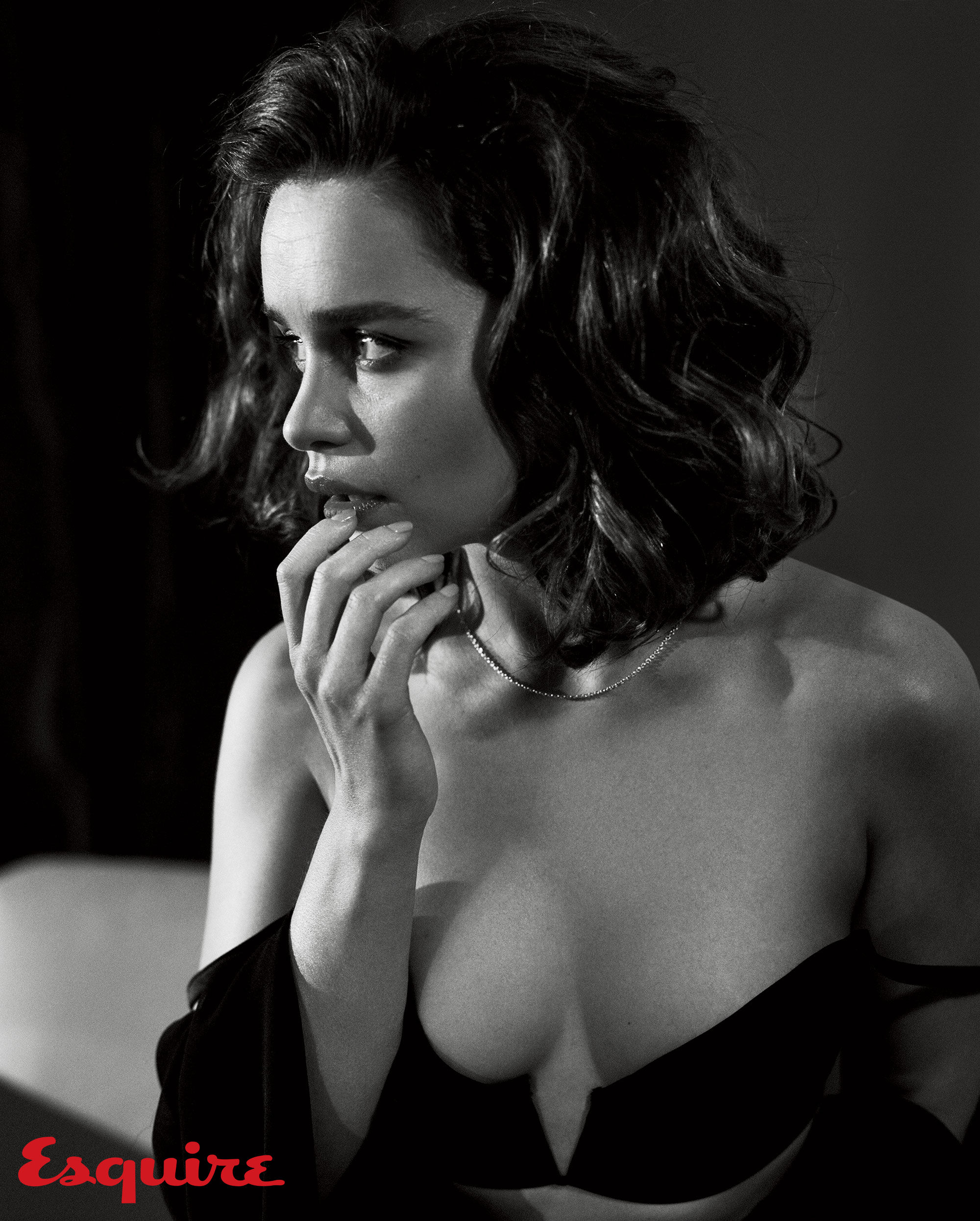 HIGH RES Esquire emilia-clarke-sexiest-woman-alive-2015 6