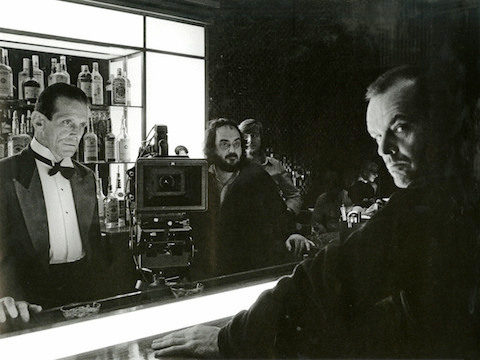 The Shining Behind the Scenes Images 1
