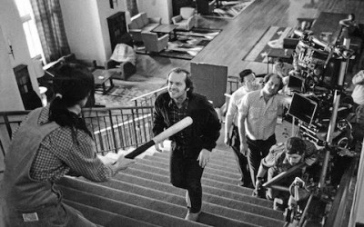 Amazing Behind The Scenes Photos For The Shining