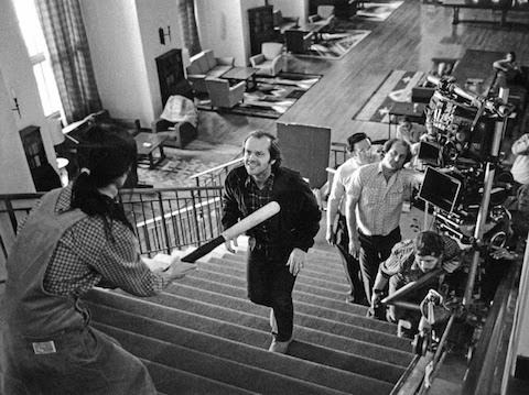 The Shining Behind the Scenes Images 2
