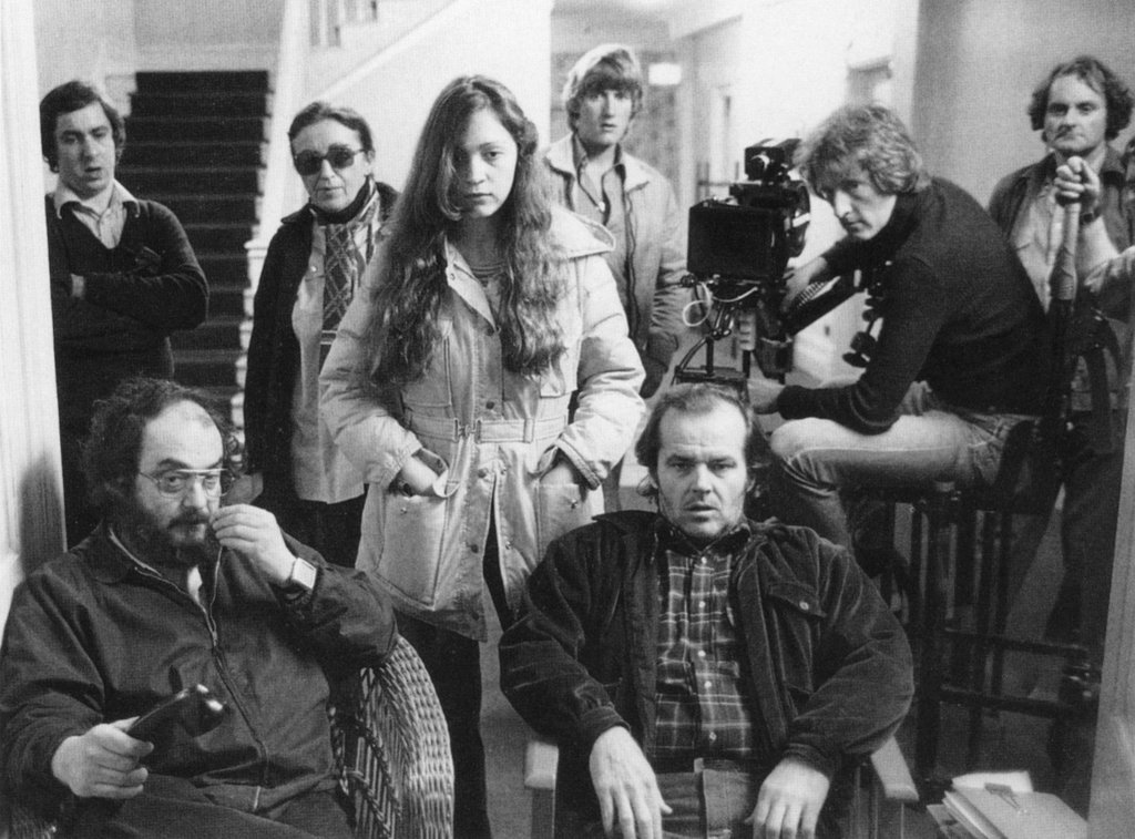 The Shining Behind the Scenes Images 5