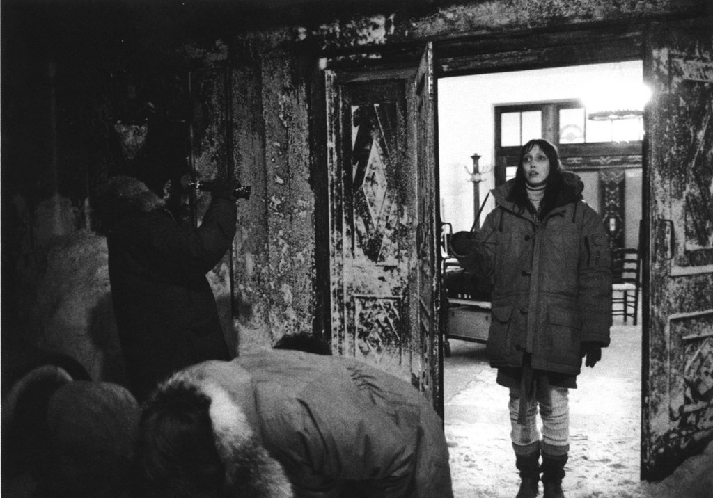 The Shining Behind the Scenes Images 8