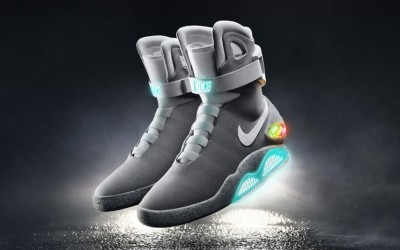 Nike Officially Announces The Back To The Future Self-Lacing Sneakers