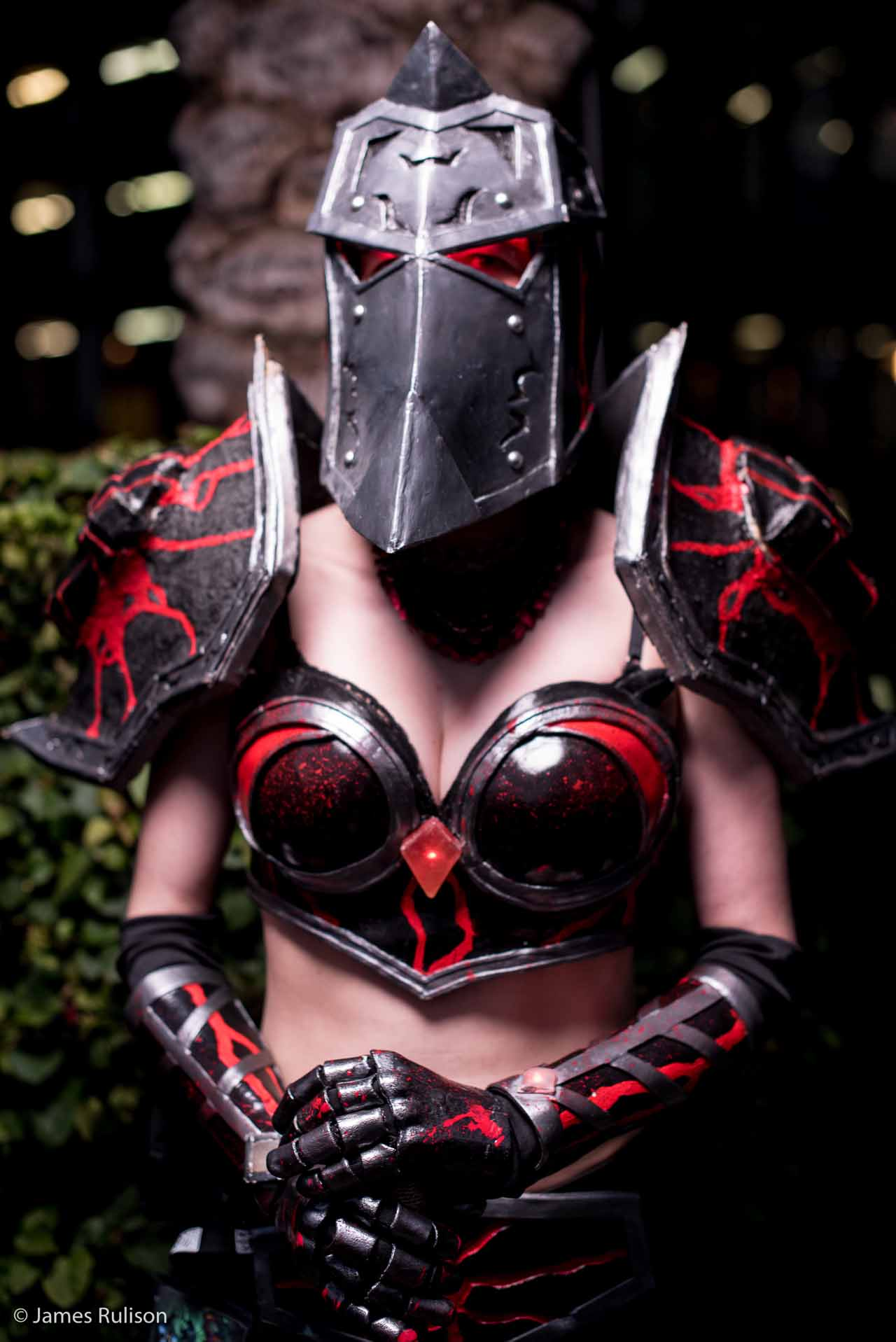 Sexy Top Cosplay Blizzcon 2015 12