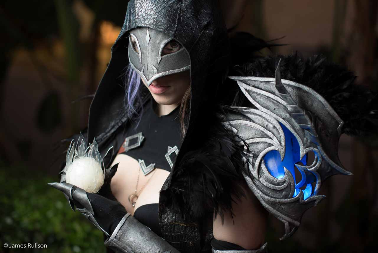Sexy Top Cosplay Blizzcon 2015 13