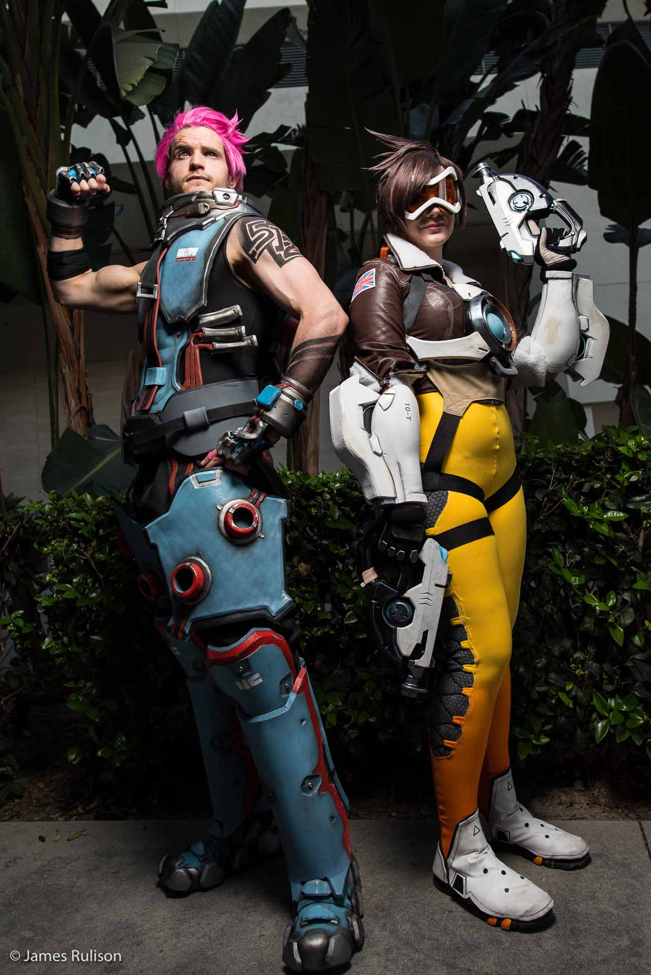 Sexy Top Cosplay Blizzcon 2015 14