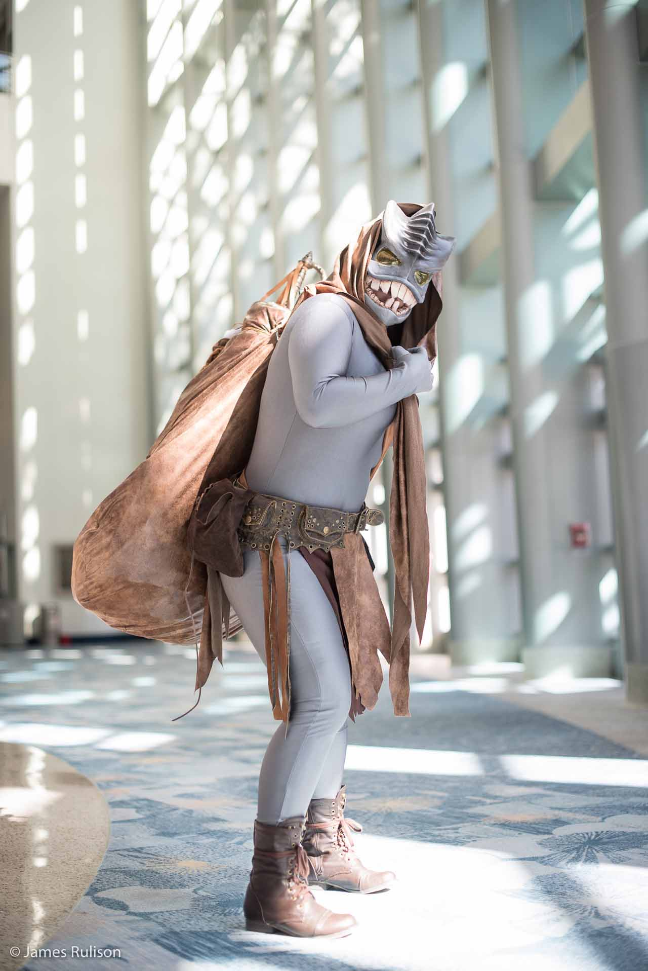 Sexy Top Cosplay Blizzcon 2015 16
