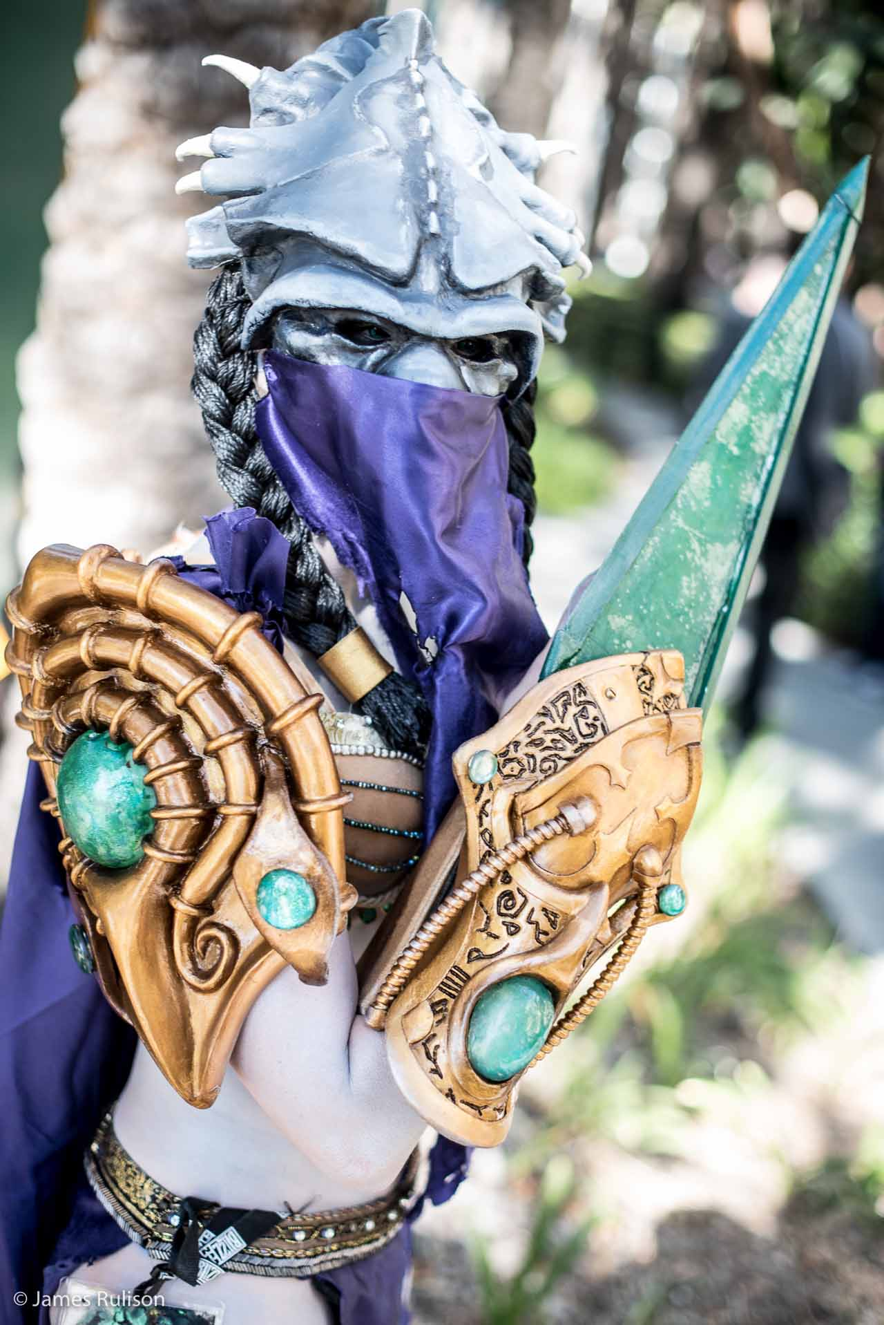 Sexy Top Cosplay Blizzcon 2015 20