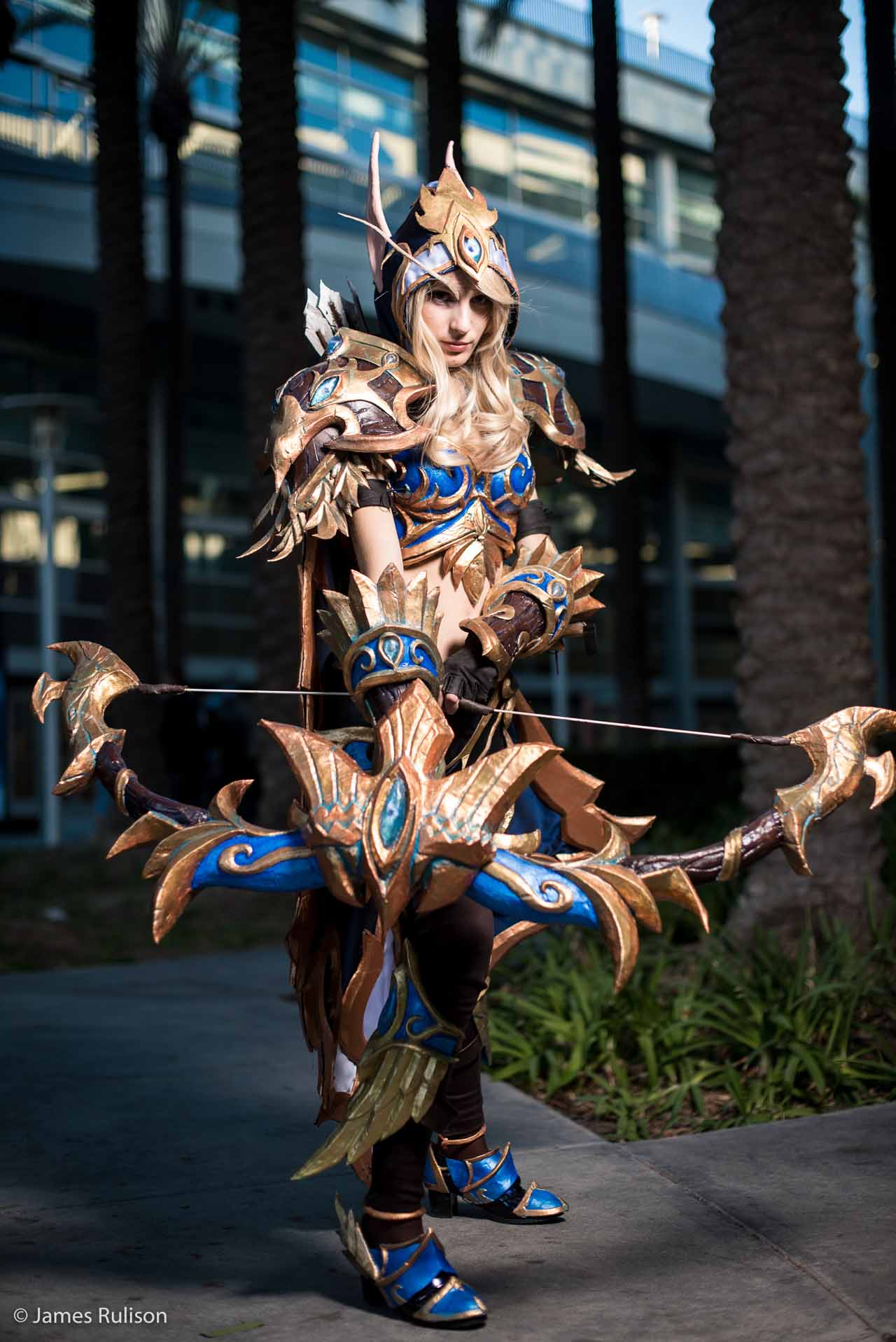 Sexy Top Cosplay Blizzcon 2015 4