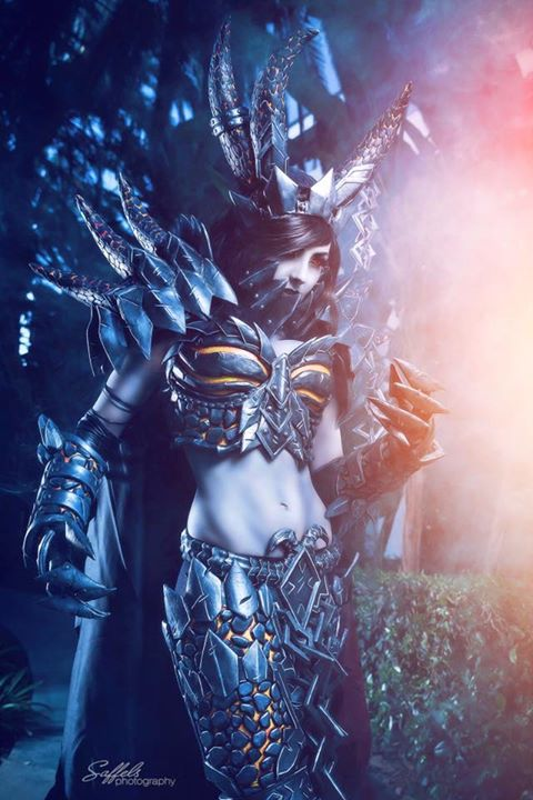 jessica nigri blizzcon 2015 cosplay 1