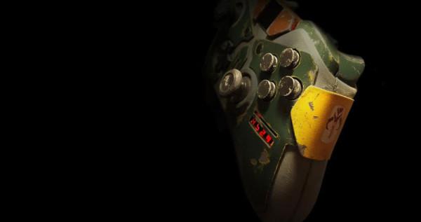 boba fett xbox controller 1