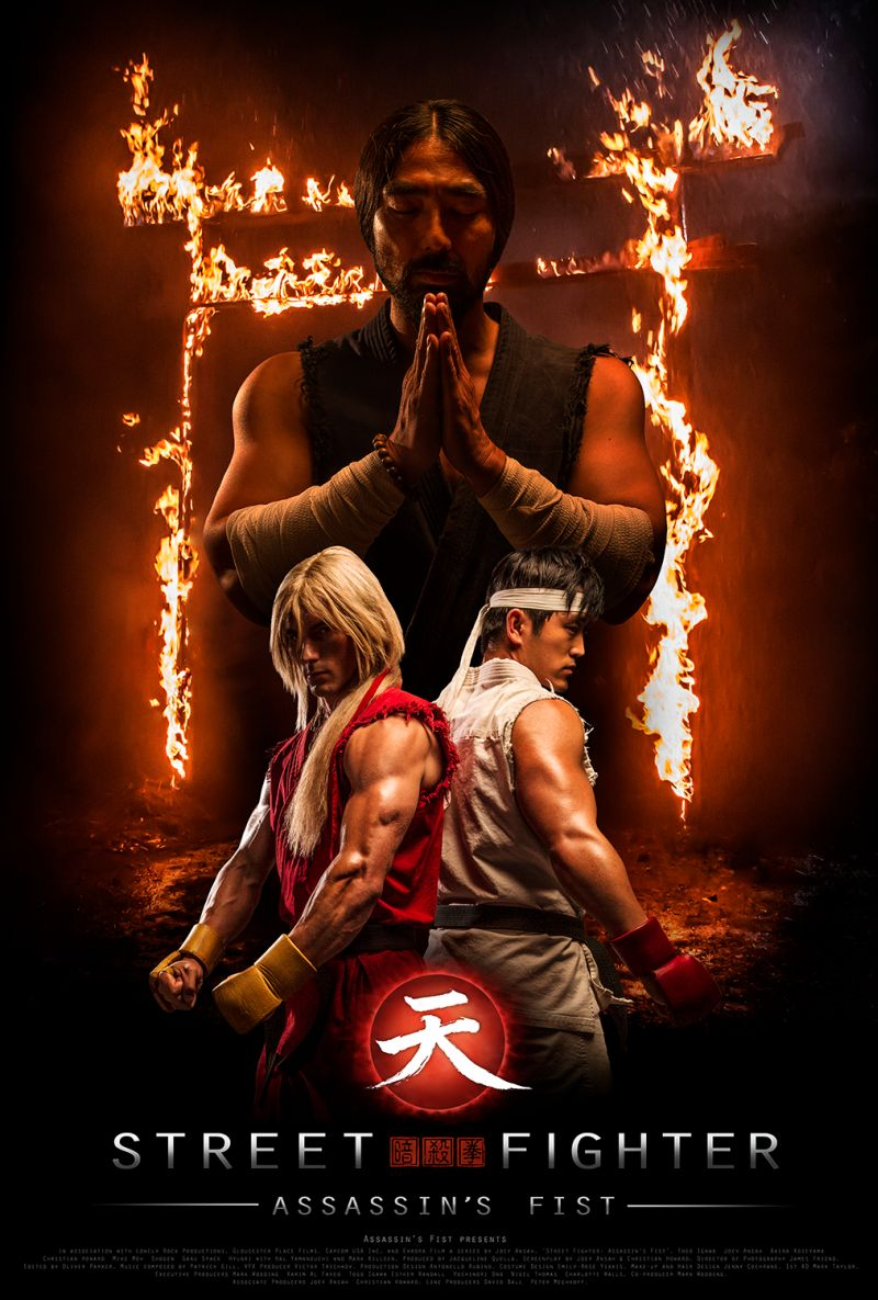 Street Fighter Assassin's Fist (2014)