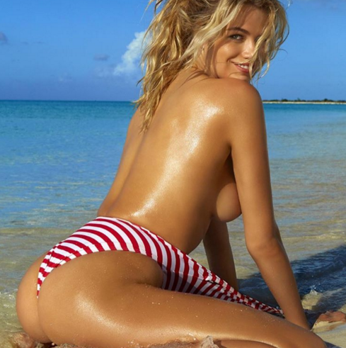 Hailey Clauson Is Blowing Up Instagram Today