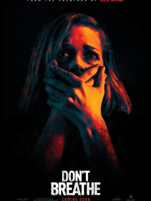 More Details On Evil Dead Director Fede Alvarez's Next Horror Film Don't Breathe