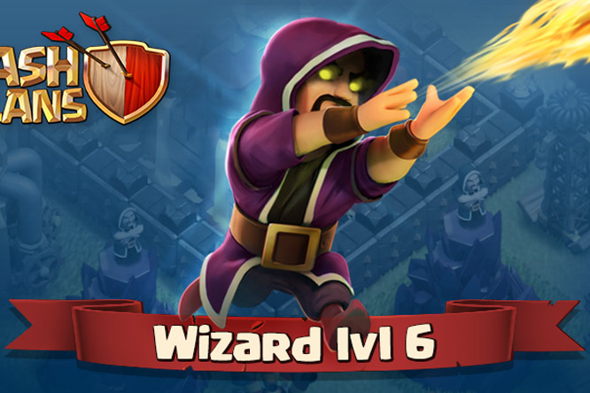 wizard lvl 6