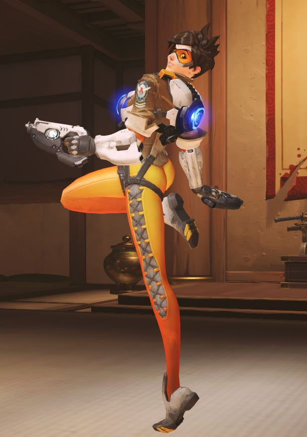 new tracer pose