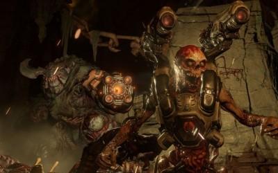 New Doom PC Game Impress – Terminator 2 Easter Egg