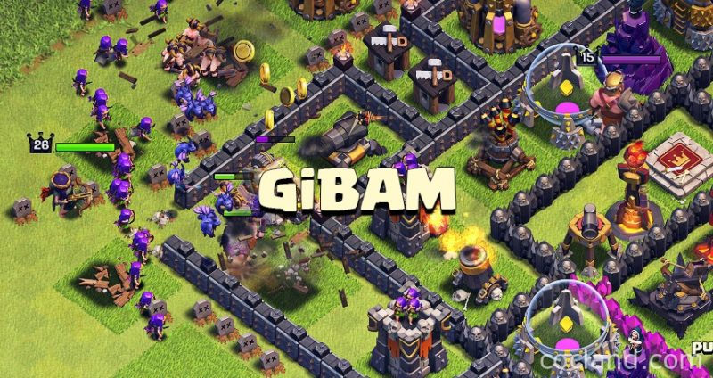 Clash of Clans - How to make 4 Million Gold in 1 Hour