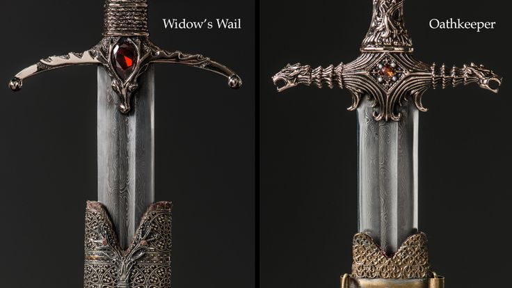 All The Game of Thrones Valyrian Steel Swords and Owners ...