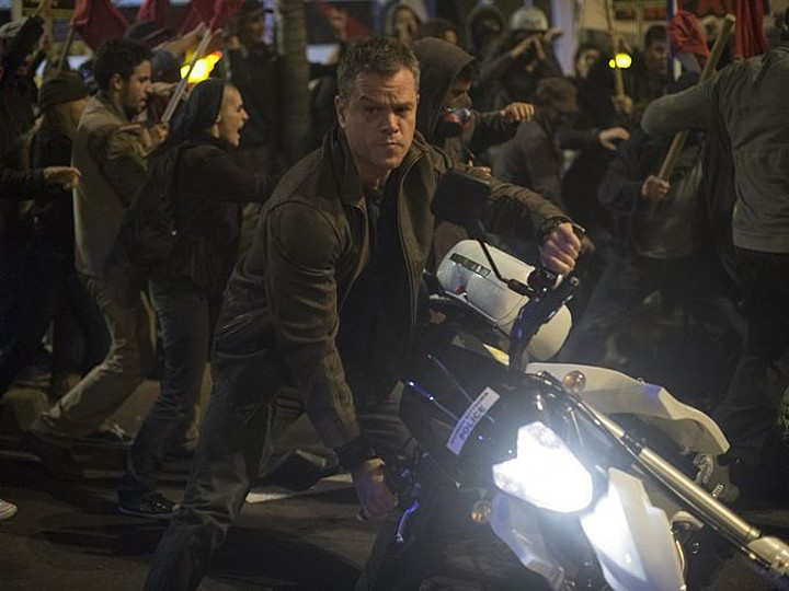 Here's a Bourne Collection Movie Recap Video By Matt Damon