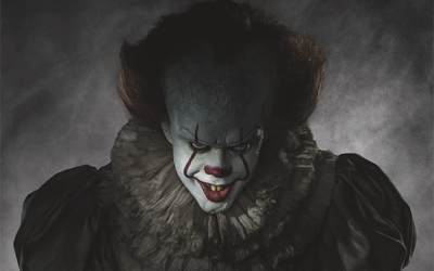 Full Costume Picture Released for Pennywise Clown Reboot IT