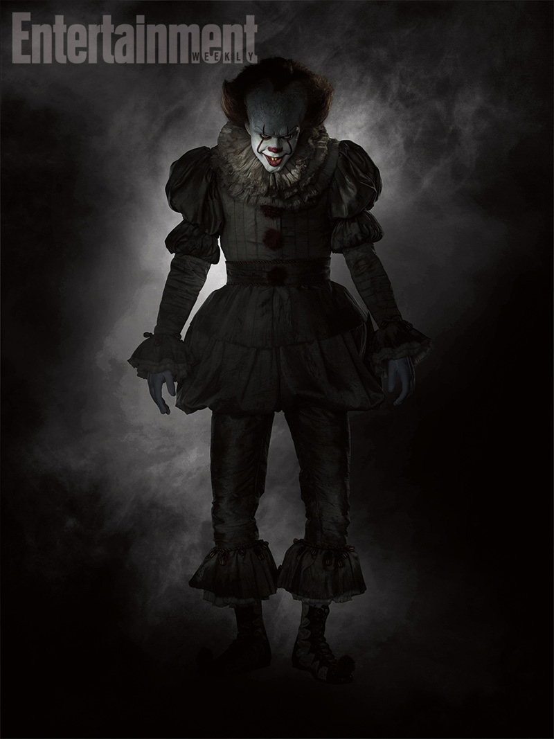 It pennywise 2016 full costume