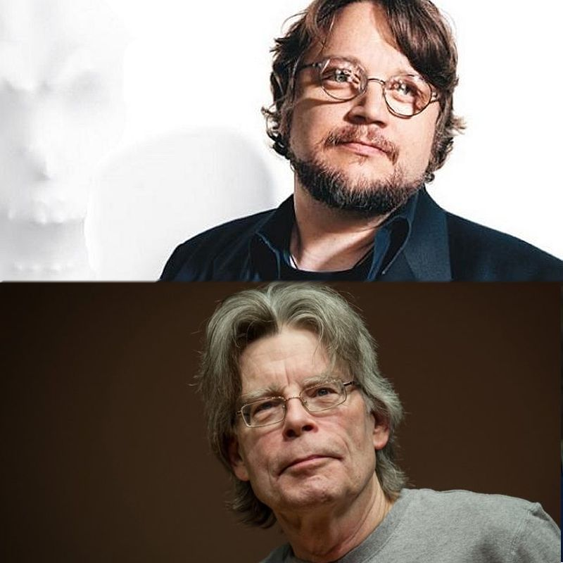 Guillermo del Toro and Stephen King