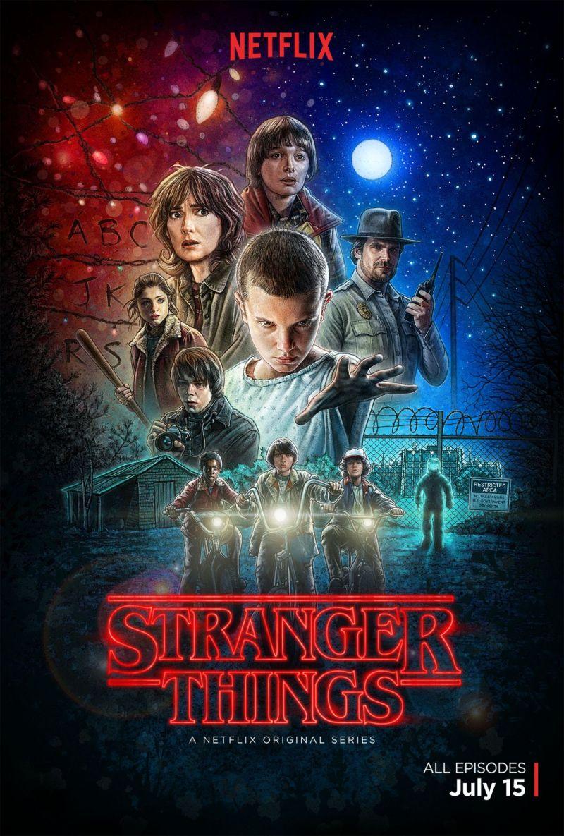 """""""Stranger Things"""""""