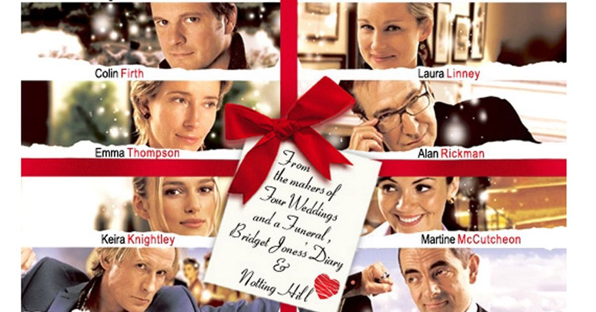 Top 15 Chick Flicks Love-Actually