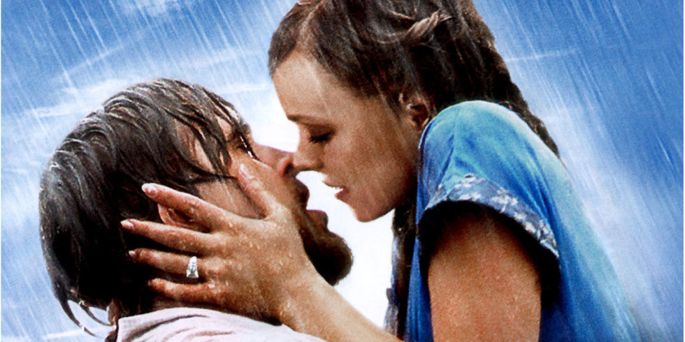 Top 15 Chick Flicks The Notebook