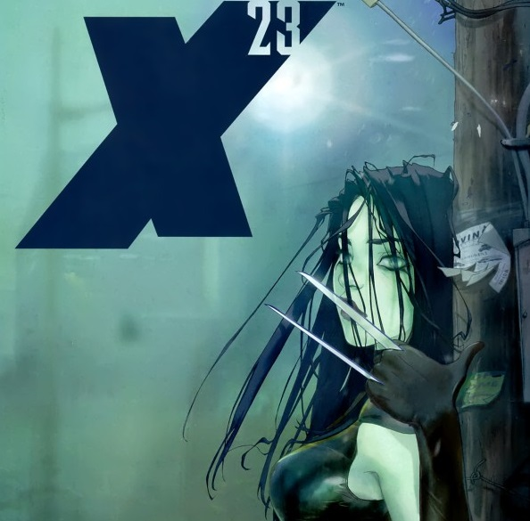 Logan Movie – Who is Mutant X-23