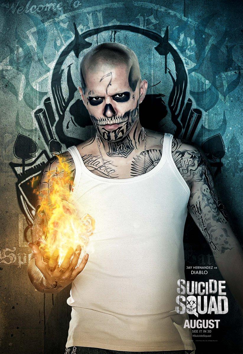 Suicide Squad El Diablo