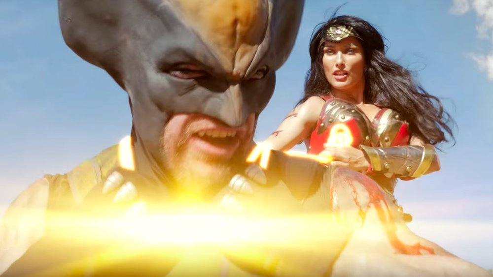 Watch Wolverine Kill Wonder Woman in Alternate Ending of Super Power Beatdown