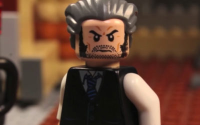 LOGAN Trailer Gets Remade in LEGO Form